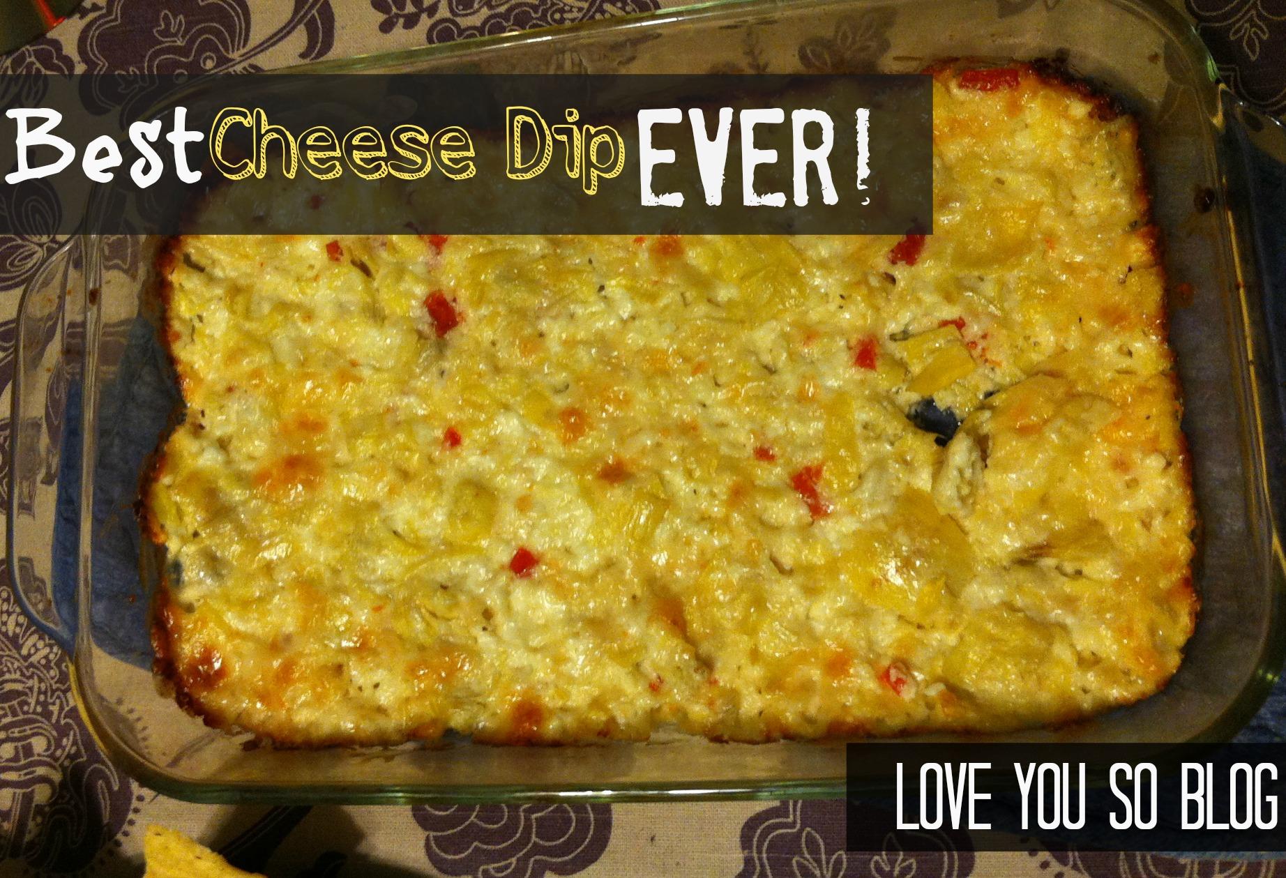 best cheese dip